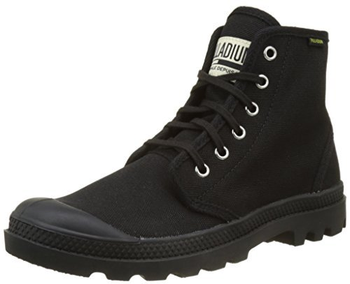 Canvas Womens Boots - 4