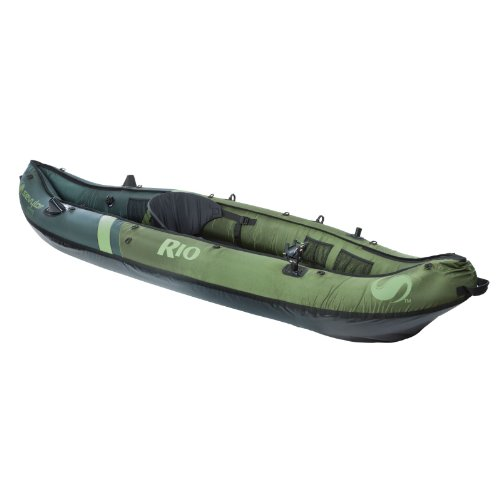 Sevylor 2 Person - Sevylor Rio 1-Person Fishing Canoe