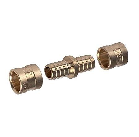 Slide Sleeve D16 Per Tube Brass Amazoncouk Diy Tools