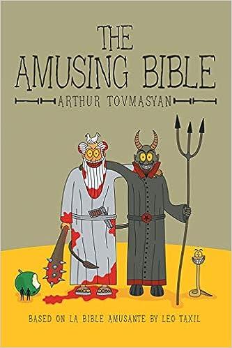 french ad poster PRIZED HUMOR 24X36 rare the funny bible LA BIBLE AMUSANTE