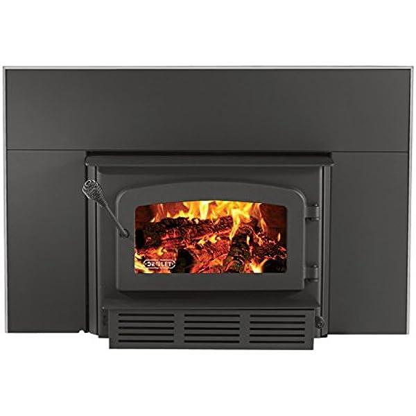 DROLET Escape DB03125 1800i EPA certified fireplace