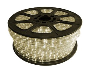Westgate LED Rope Light Instant Flex Light - 2 Wire String Light - 2 Wire -12V - Clear Color