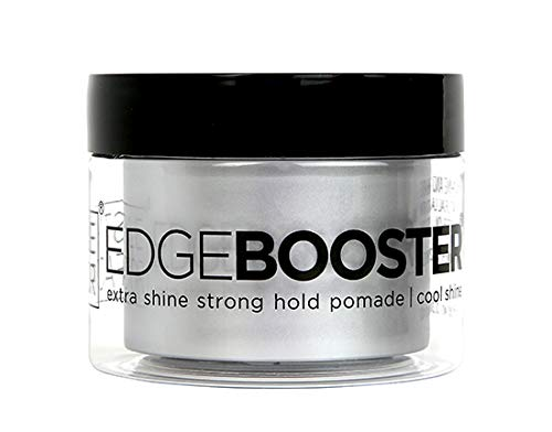 Style Factor Edge Booster Extra Shine Strong Hold Pomade 3.38 oz (COOL SHINE) ()