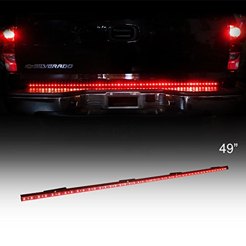 - Spec-D Tuning LTG-LED49-KS Spec-D 49 White Led Tailgate Bar Light