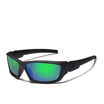 CCGKWW Gafas De Sol De Moda Hombres Conducción Visión ...