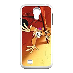Samsung Galaxy S4 9500 Cell Phone Case Covers White Aladdin Character Abu Phone cover Q3279619