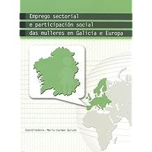 OP/325-Emprego sectorial e participación social das mulleres en Galicia e Europa