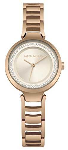 Karen Millen KM169RGM Ladies Watch