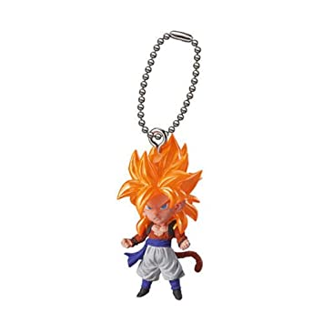 Dragon Ball Kai UDM The Best 05 Figura Llavero - SS4 Gogeta ...