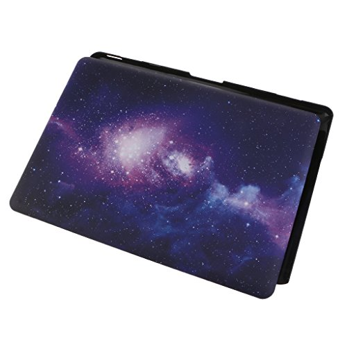 Dovewill Starry-Sky Anti-scratch Protective Case Wrap Cover For Macbook 15.4'' Pro (15.4' Laptop Wrap)