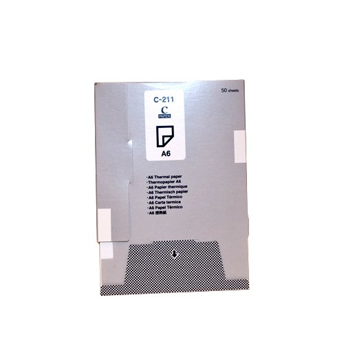 BRTC211S - Brother Thermal Paper Labels