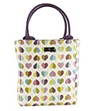 Beau & Elliot Vintage Confetti Insulated Lunch Tote Bag
