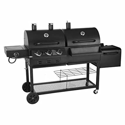 Amazon Com Outdoor Gourmet Triton Combo Grill Electric Contact Grills Everything Else
