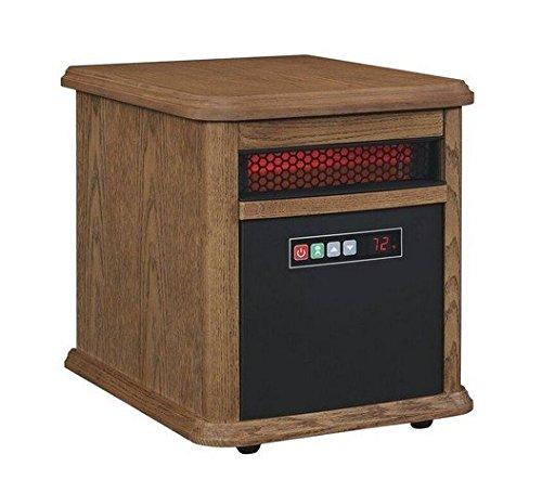 Duraflame 9HM9126-O142 Portable Electric Infrared Quartz Heater, Oak Infrared Twin Star International Inc.