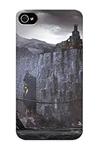 Charlesvenegas Premium Iphone 4/4s Case - Protective Skin - High Quality Design For Christmas's Gift