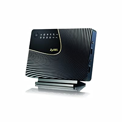 ZyXEL 11ac Dual-Band Wireless AC750 Router
