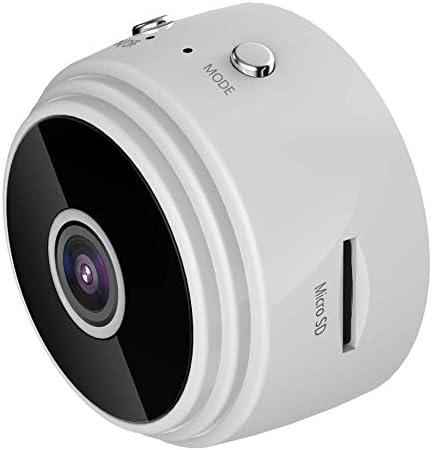 Mini Wireless Spy Hidden Camera Cam IP WiFi Nanny Camera Full HD 1080P Infrared Night Version Camera,Remote Control Video Recorder