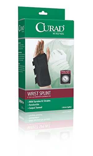 - Medline ORT19400RL Wrist Splints, Right, Large