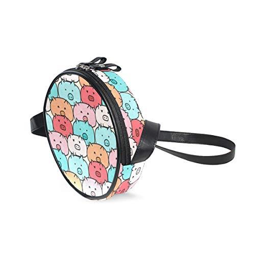 Crossbody Bags Pig Cute Shoulder Bag