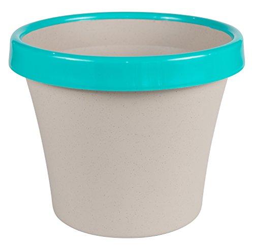 2 inch plastic flower pots - 9