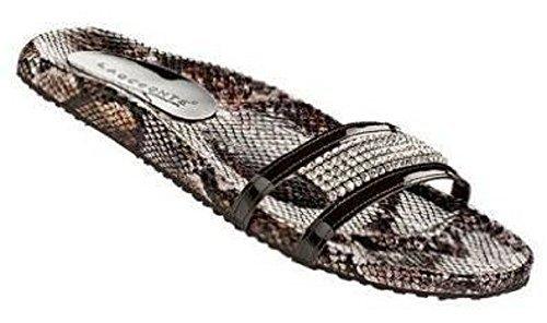 Zapato abierto de Laocoonte en marrón marrón - marrón