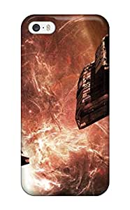 High-end Case Cover Protector For Iphone 5/5s(planet Spaces Video Games)