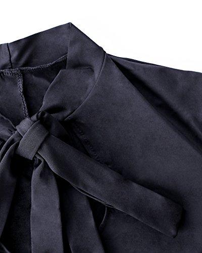 d0b453ef7ea Lalagen Women s Vintage Long Sleeve Plus Size Evening Party Maxi ...