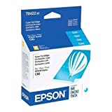 Genuine Epson T0422 Cyan Ink Cartri