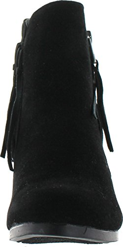 Breckelles Gail 26 Womens Belted Chunky Stacked Heel Ankle Booties Ankle Bootie