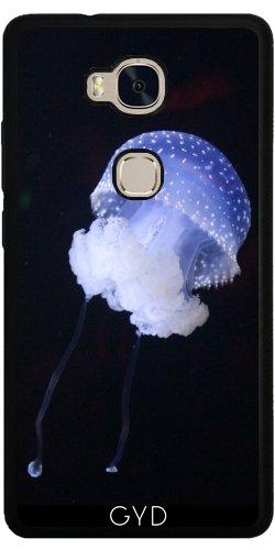 Funda de silicona para Huawei Honor 5X - Medusa by loki1982