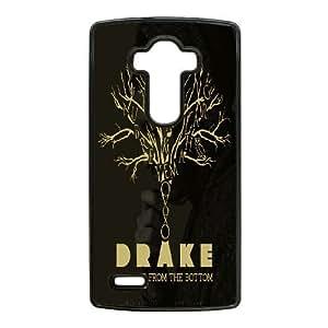 LG G4 Phone Case Black Drake Ovo Owl WQ5RT7497486