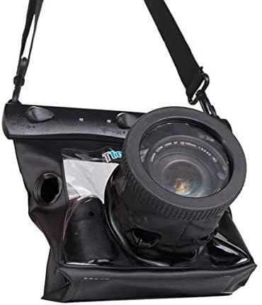حافظة حقيبة لكاميرا الغوص تحت الماء ضد الماء من نيكون كانون الكاميرا الرقمية20مت،اسود