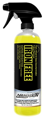 Nanoskin (NA-IFE16) Iron Free Paint, Wheel And Glass Decontamination Fall Out Remover - 16 ()