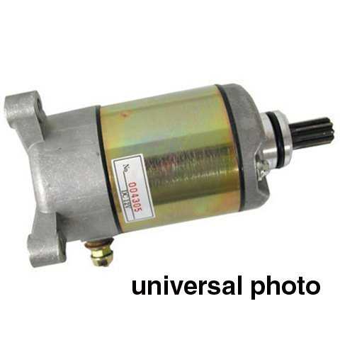2004-2006 Arctic Cat 650 V TWIN 4X4 AUTOMATIC LE STARTER MOTOR ARCTIC CAT ATV, Manufacturer: ARROWHEAD, Manufacturer Part Number: SMU0300-AD, Stock Photo - Actual parts may vary.