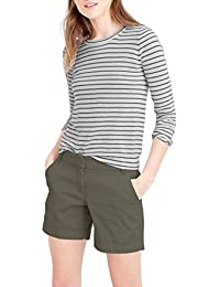 Womens Super Comfy Bermuda Walking Shorts