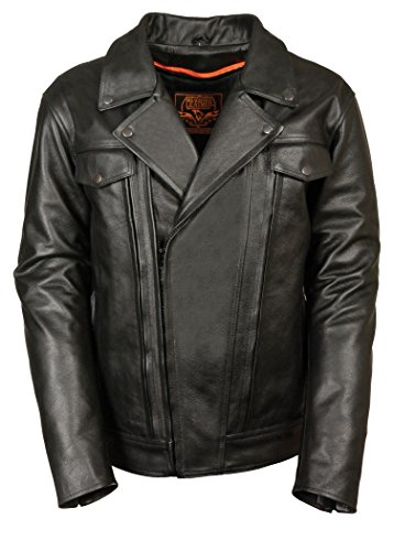Harley Davidson Classic Leather Jacket - 8