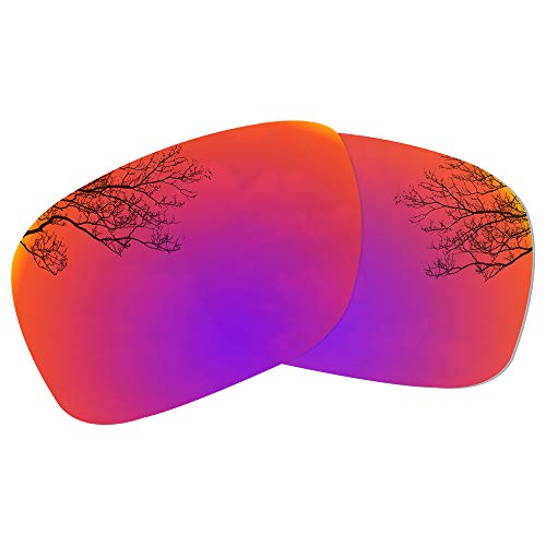 Dynamix Polarized Replacement Lenses for Oakley Holbrook - Multiple Options (Midnight, Polarized ()