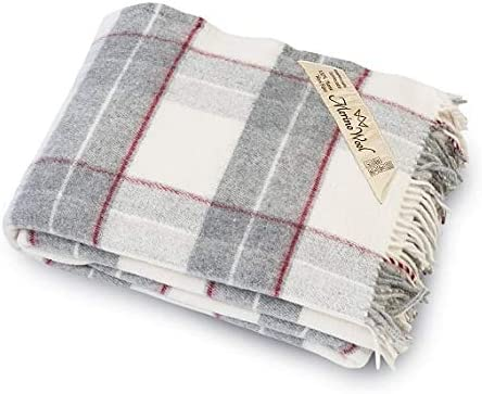 SALE Merino Wool Picnic Blanket Size 160x200 cm PERFECT FOR GIFT NATURAL double