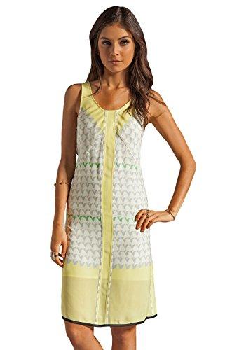 Marc by Marc Jacobs Resort Burnside Print Dress, Talc Multi, 0