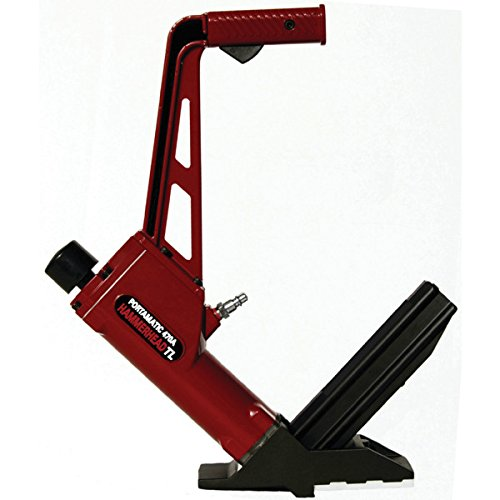 Porta-Nails 16-Gauge Pneumatic Floor Nailer for T and L Cleat Nails, Model 470A