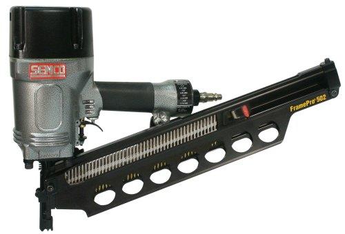 Senco FramePro 502 Full Round Head Framing Nailer - Power Framing ...