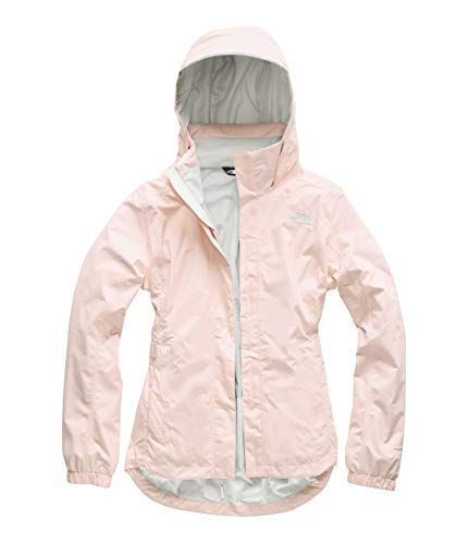 The North Face Women's Resolve Parka II Pink Salt Small