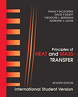 Fundamentals Of Heat And Mass Transfer - image 3