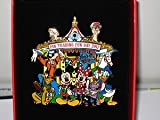 Hong Kong Disney Pin Pin Trading Fun Day 2012 Jumbo Pin
