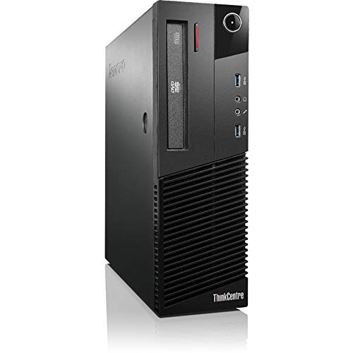 2018 Lenovo ThinkCentre M93P Small Form Business High Performance Desktop Computer PC - Intel Core I5-4570 3.2Ghz - 8GB RAM - 500 GB HDD - DVD-RW - Windows 10 Professional - (Renewed)