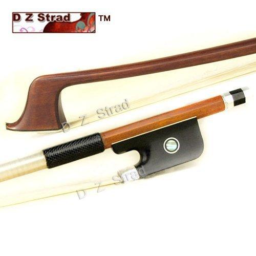 D Z Strad #805 Pernambuco Cello Bow Ebony Frog 4/4 Full Size