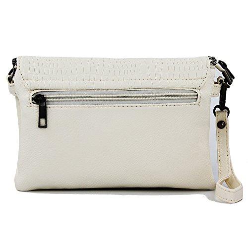 pour cuir femme main sacs sac sac pochette a Noir en femme TIxXFOng