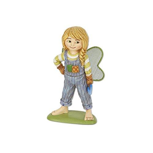 Studio M Merriment Collection Minature Garden Fairy Statue , 3.75-Inches, Eva, Garden - Evas Collections