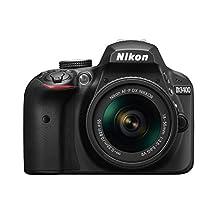 NIKON D3400 AF-P DX NIKKOR 18-55mm f/3.5-5.6G VR Kit