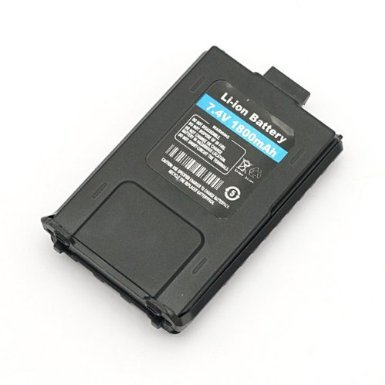 Original BaoFeng UV-5R Two-way Radio Battery